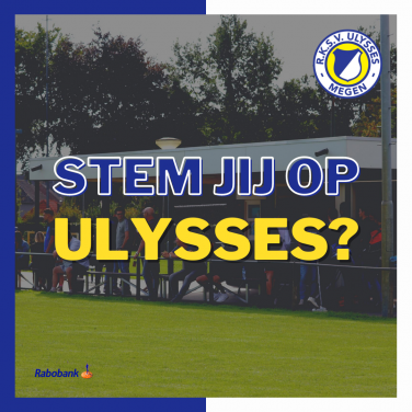 Rabo Clubsupport voor Ulysses